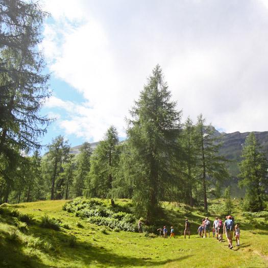 zomer in de Berghut.com actieve vakantie met kinderen in Oostenrijk kleinschalige accomodatie (36 van 44)