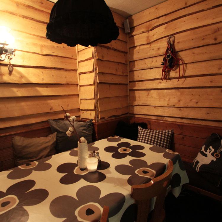 inrichting tafelzeil lola tafelzeilonline.com bloekmen in de Berghut.com