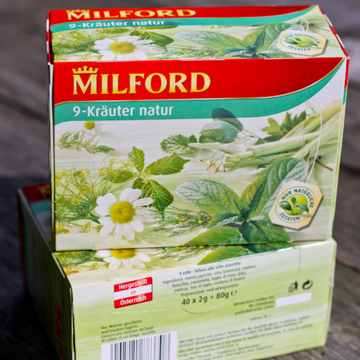 milford 9 kraütertee deBerghut.com