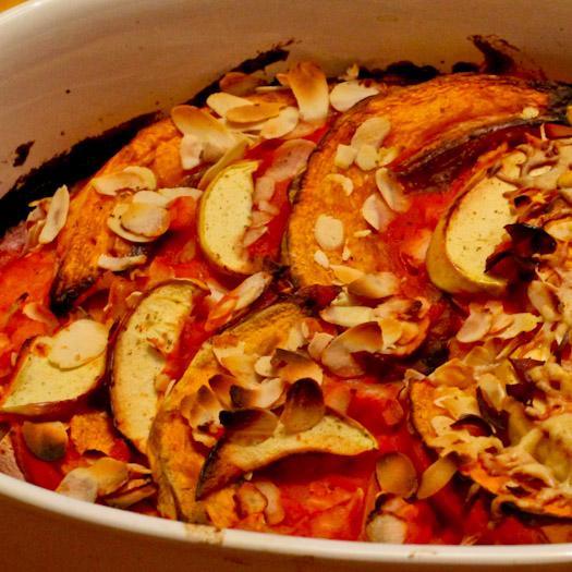 pompoenlasagne recept de Berghut.com