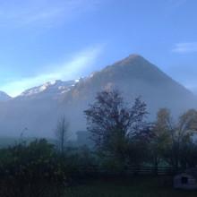 herfst de Berghut.com Oostenrijk