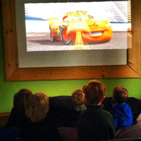 de berghut.com Jonge Gezinnenweken film