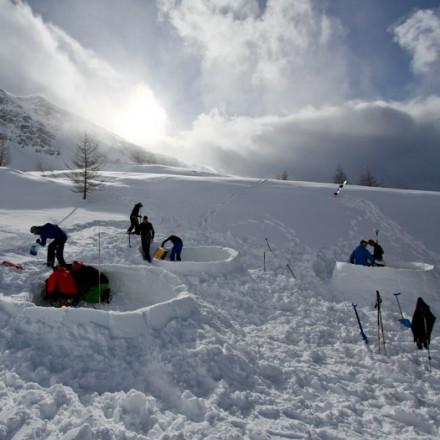 IgloExperience Uebercool voor ondernemers inspiratie wintersport sneeuw Oostenrijk de Berghut 2