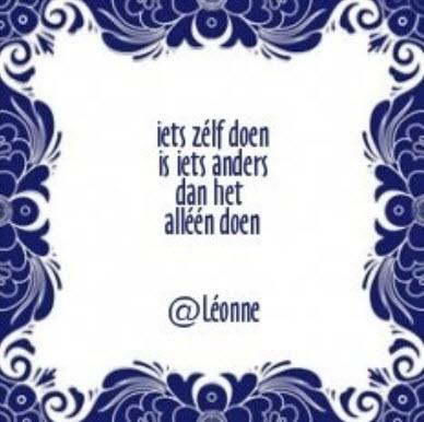 Léonne Meiresonne gidswerk.nl de nieuwe tijd persoonlijke ontwikkeling tegeltje 1