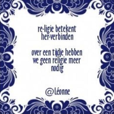 Léonne Meiresonne gidswerk.nl de nieuwe tijd persoonlijke ontwikkeling tegeltje 10