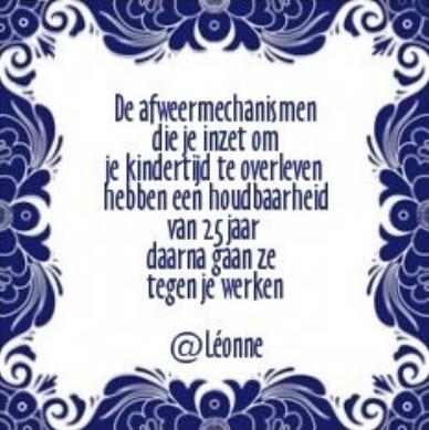Léonne Meiresonne gidswerk.nl de nieuwe tijd persoonlijke ontwikkeling tegeltje 28