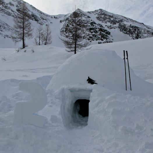 IgloExperience Uebercool voor ondernemers inspiratie wintersport sneeuw Oostenrijk de Berghut.com