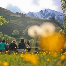 _inspirerende groepsaccomodatie deBerghut.com Oostenrijk Alpen yogatrekking