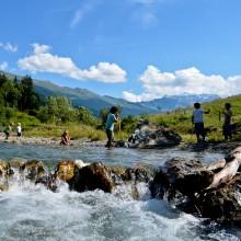 de Berghut, zomer