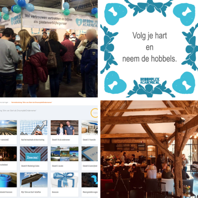DroomplekAcademie emigratietips B&B Marketing