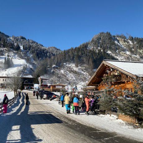 de Berghut Appartemten Apartments kindvriendelijk wintersport wintersportgebied Rauris Oostenrijk Zell am See skiën (22)