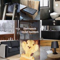 NIEUW vanaf zomer 2021: Berghut Apartments