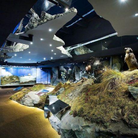 Nationalpark Museum Mittersill Raurisertal de Berghut.com zomervakantie kindvriendelijk fakkelwandeling Oostenrijk