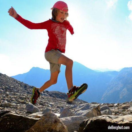 bergwandelen met kinderen vakantie Oostenrijk Raurisertal de Berghut