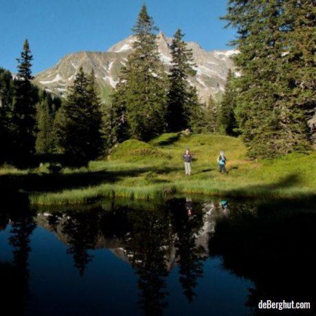 bergwandelen vakantie zomervakantie Oostenrijk Raurisertal de Berghut Rauriser Urwald