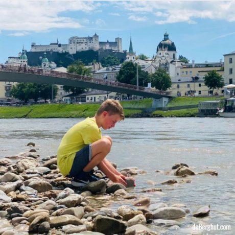 dagje Salzburg de Berghut.com zomervakantie kindvriendelijk Oostenrijk Salzburgerland