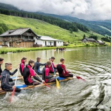 de Berghut appartementen zomervakantie kindvriendelijk vakantiewoningen Rauris Oostenrijk Salzburgerland vlot bouwen