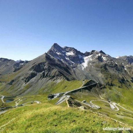 grossglocknerhochalpenstrasse salzburgerland zomervakantie in de Berghut fotograf-woeckinger